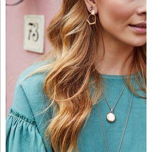 Mae Rose Stud Earring